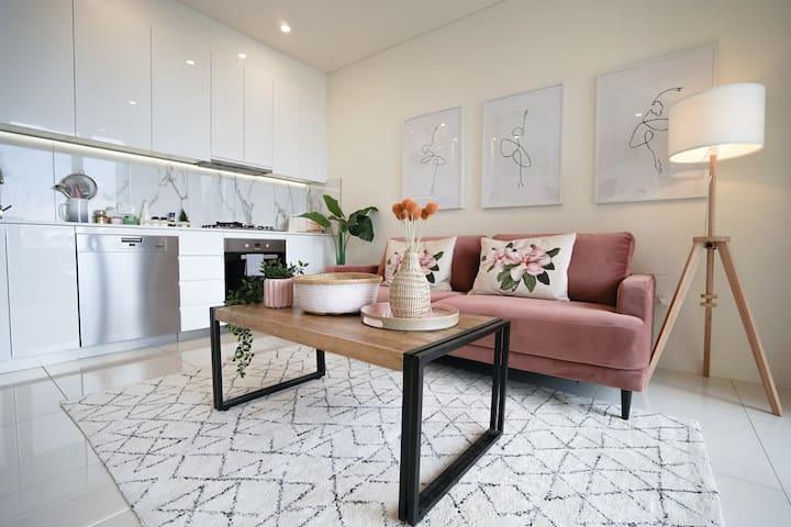 Brand New luxury South Terrace No.08♥Netflix