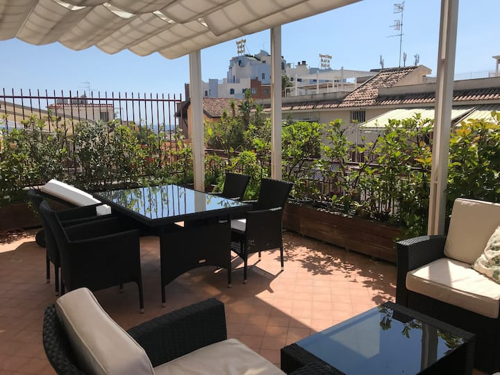 My Property - apartment with terrace Top Sea