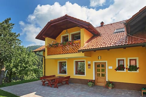Organic Tourist Farm Gradišnik, Apartment