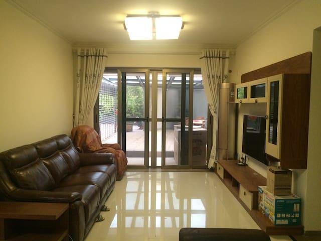 带380平方米大花园的洋房 - Foshan - Apartamento