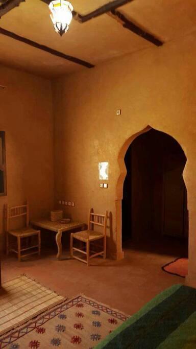 chambre AHMED