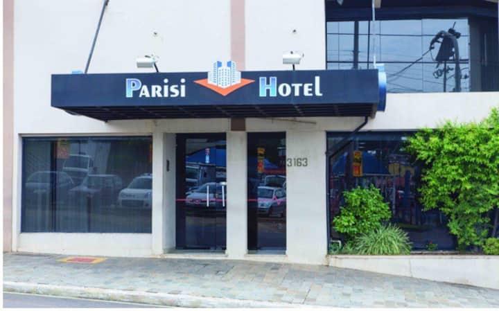 Parisi Hotel São Carlos