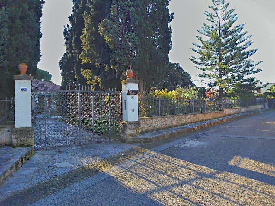 ingresso proprietà