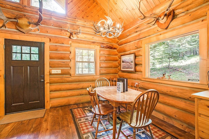 Hunter Log Cabin