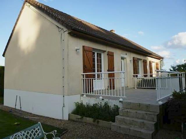 notre maison, terrasse