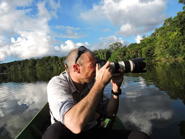 Chalalan Ecolodge - Parque Nacional Madidi