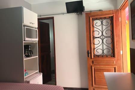 OHANA suite Praia Grande