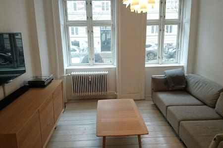 Private apartment in the heart of Frederiksberg. - Frederiksberg