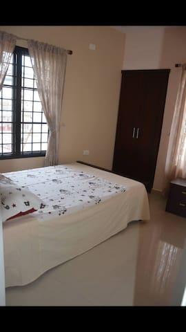 Misty Rosa Resorts (AC Double Bed Room - 1)