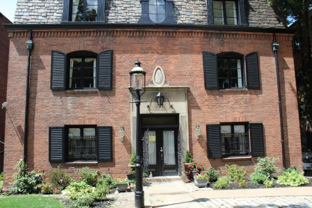 Shadyside First Floor Apt Parking Apartments For Rent In Pittsburgh Pennsylvania United