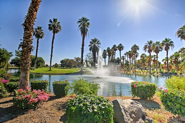 Indian Palms Home-Sweet-Home - 1 Mi to Stagecoach!