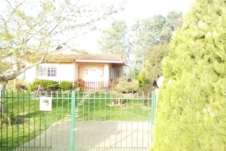Sunny house with big garden - Kourouta - Дом
