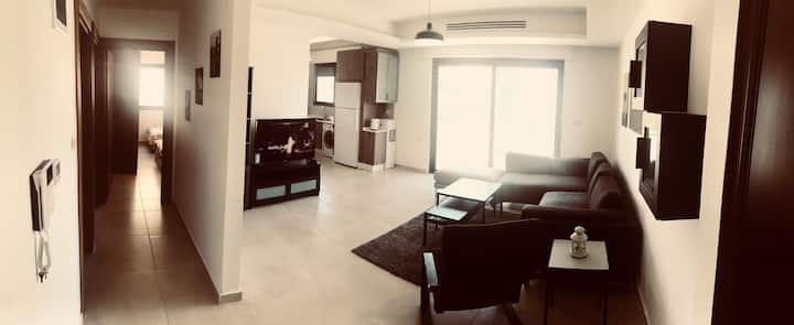 Brand new fully furnished flat in premium location