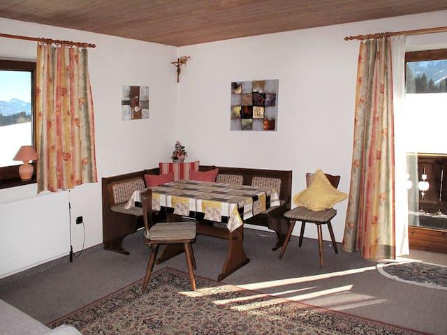 Haus Anita - Walchsee. Sachrang - Leilighet