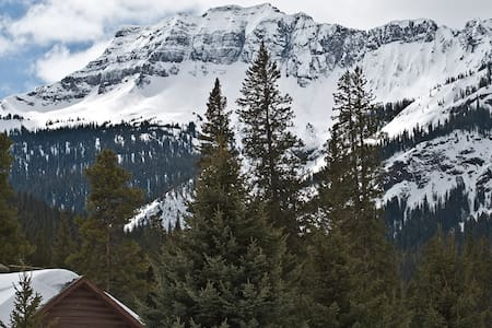 Elk Ridge Cabin - Cooke City-Silver Gate