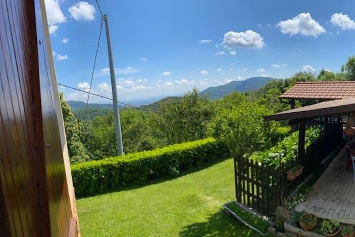 Casa Kimi'mila, Bricco di Venasca, Valle Varaita