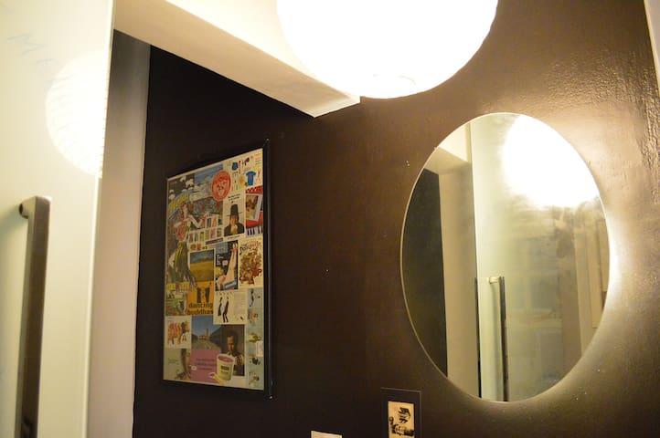 Quarto em apartamento bem decorado e funcional! - Porto Alegre - Apartament