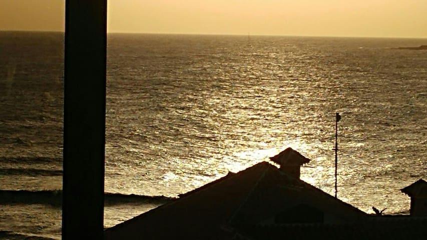 Sunset Las Galletas