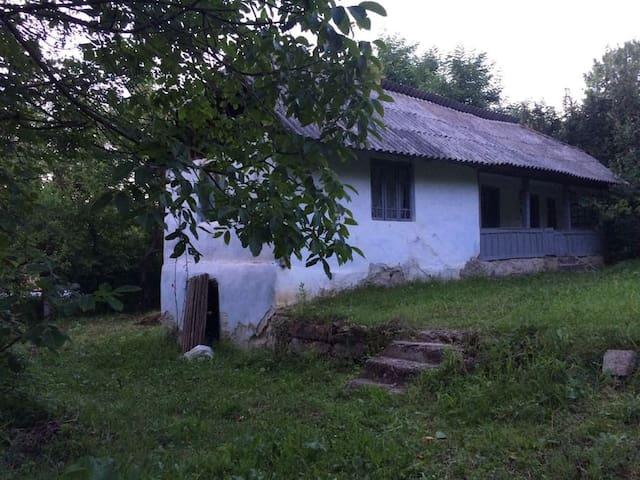 Old cottage, traditional - Calvini - Casa