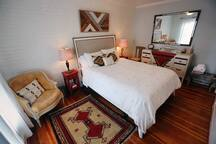 Back Queen Bedroom
