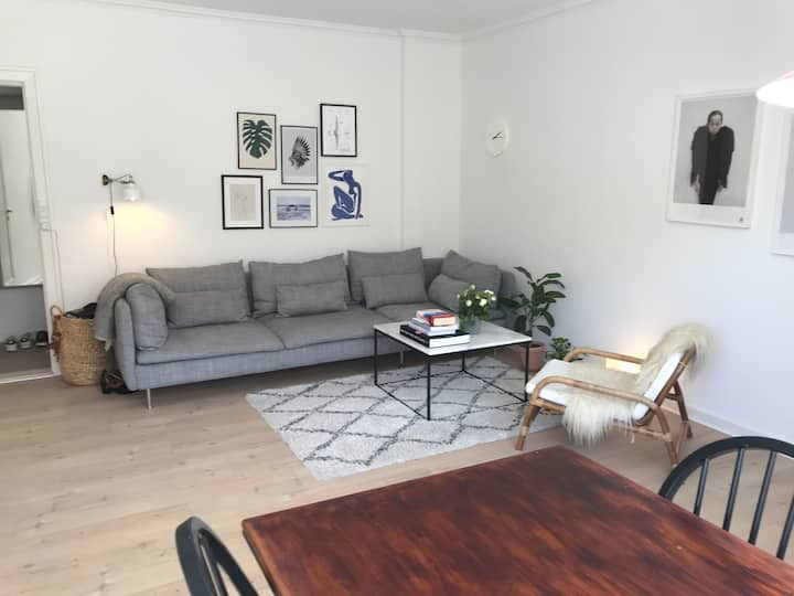 Newly renovated apartment 2 km from Aarhus centre