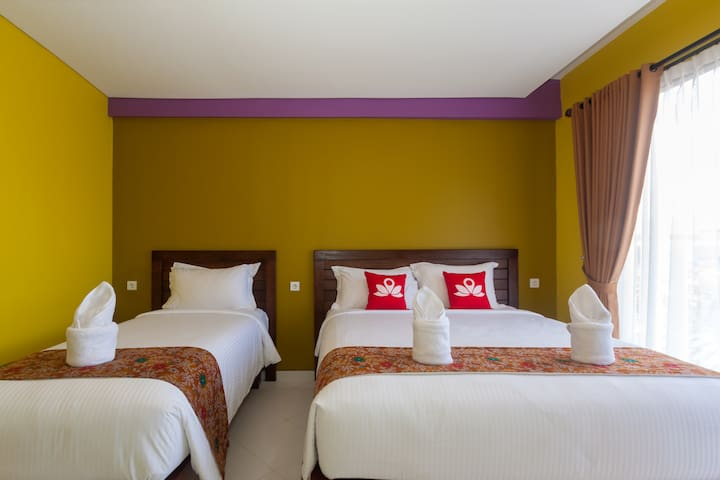 Amazing Room at Denpasar Pura Demak - Bali - Bed & Breakfast
