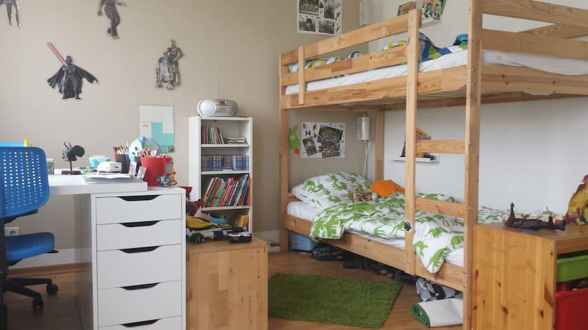 Perfekte Familienunterkunft - Berlin - Apartment