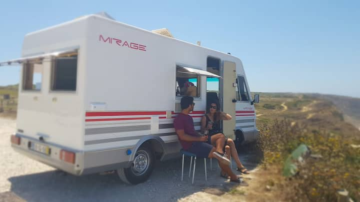 WonderCARAvan - Your Portuguese best friend!