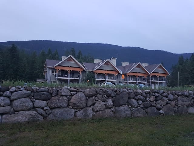 Beautiful Townhouse in the amazing area of Slocan