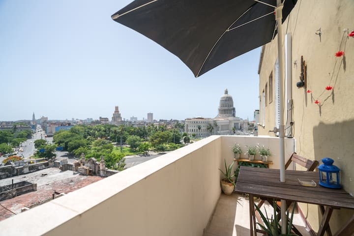 Apartamento Independiente Habana Mía Panorama WiFi