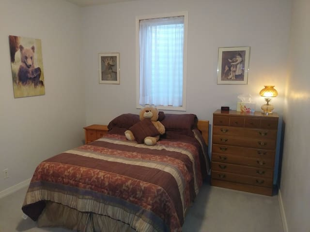 Little Bear Room with double bed