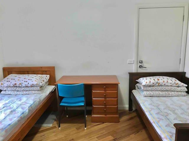 Glen Waverley comfortable and convenient room