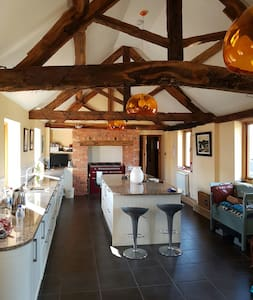 Character barn conversion - Bentley, Redditch