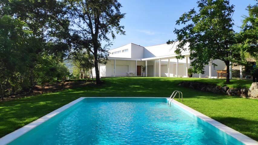 Casa de Apeleiras - Quarto suite