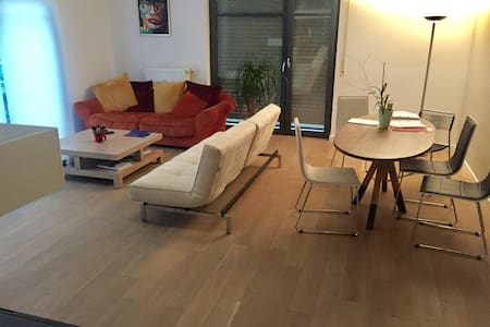 Charming flat in Luxembourg (Bertrange) - Bertrange