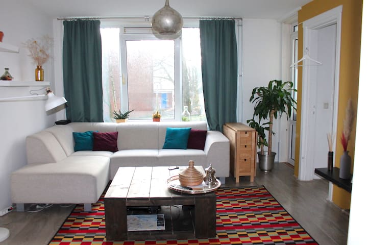 Lovely 3 room apartment in Amsterdam Old West - Amsterdam - Appartamento