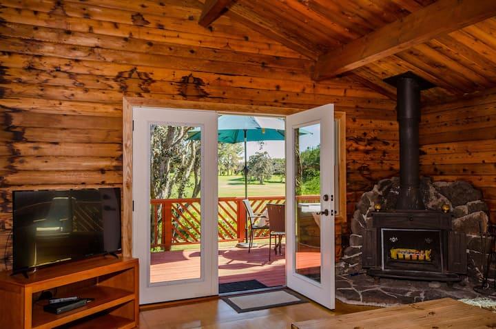 Kilauea Cabin