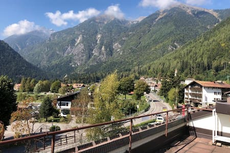 3-room apartment,Pinzolo, 150 m away from cableway