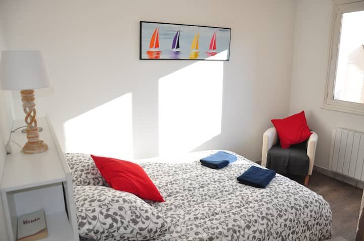 Cosy appartement in the very town center