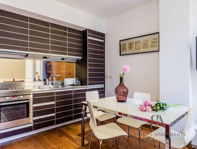 Rebecca's Apartments in Brera I