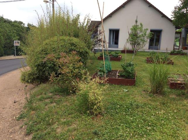 La maison de Clea - Lavault-Sainte-Anne - Villa