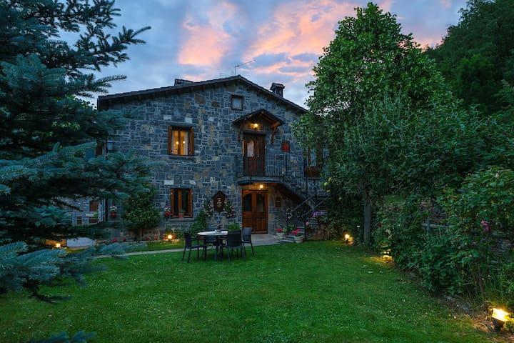Apartamento Serbal 4 pax(2 Hab) en Ordesa Pirineos
