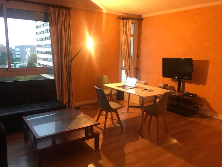 location chambres paris (3 chambres disponibles)