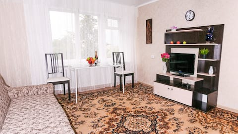 Квартира в центре Кисловодска. Тихое, уютное место