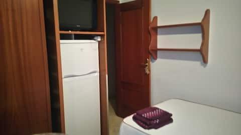 Habitación en el Centro de Badajoz