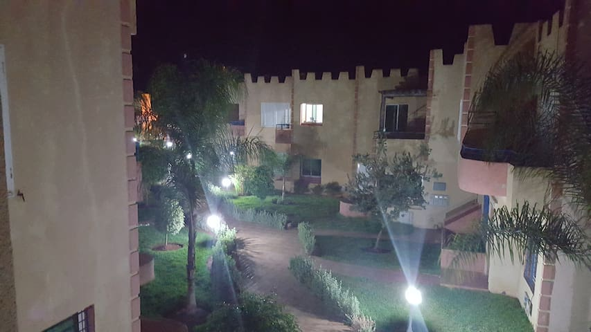 Appartement à 5 min de la plage  SIDI BOUZID - Sidi Bouzid - Condomínio