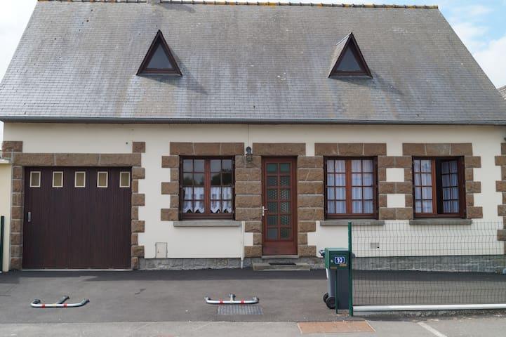 Gite de la Grève - Beauvoir - บ้าน