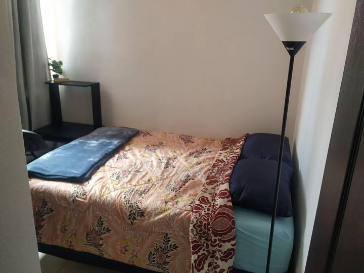 Zona 14 Cómoda habitación, privada y accesible