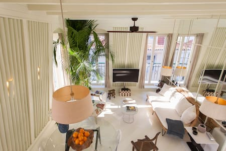 Chiado Loft 12 Amazing Duplex with Terrace - Lisboa - Flat
