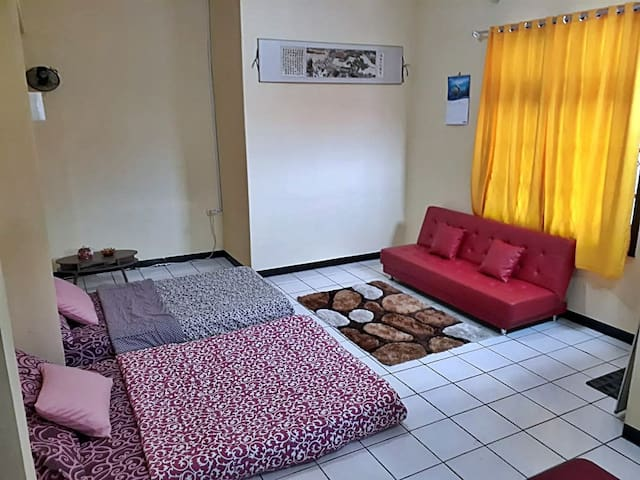 Chibi Residence, Spacious Room in Central Jakarta